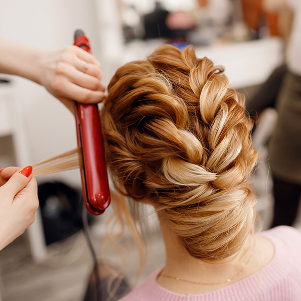 styling - specialised hair stylist